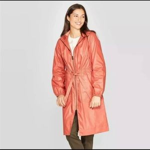 NWT Trench Rain Coat